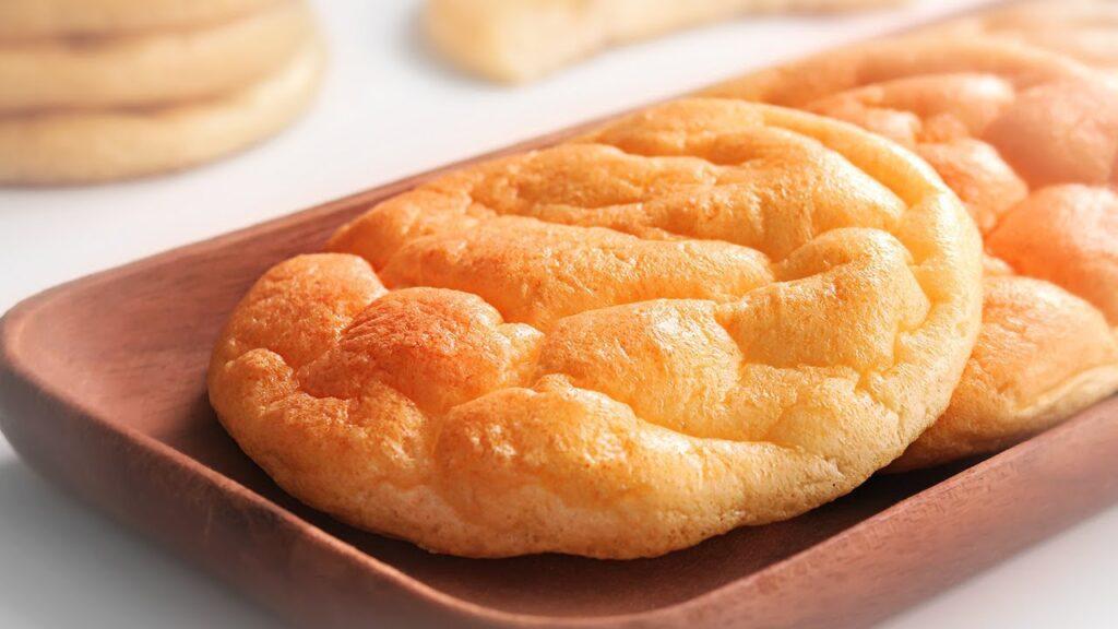 Pan Nube | Pan con solo 3 Ingredientes sin Gluten y sin Harinas