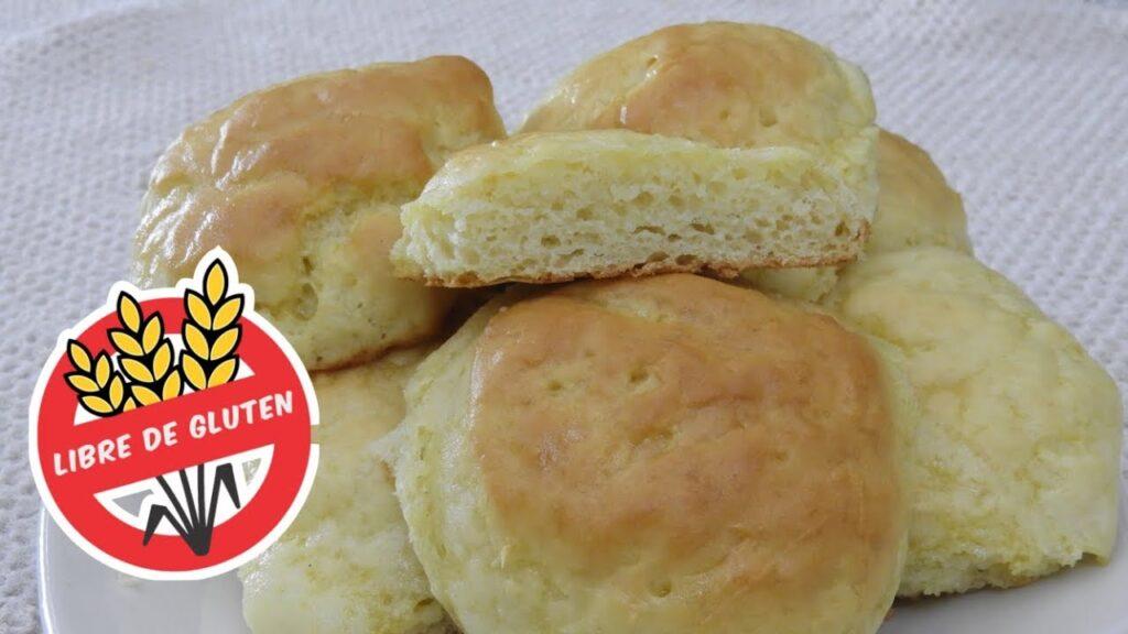 Pan sin gluten esponjoso y elástico | La mejor receta del mundo