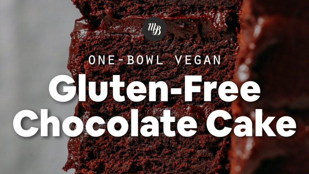 1-Bowl Vegan Gluten-Free Chocolate Cake | Minimalist Baker Recipes