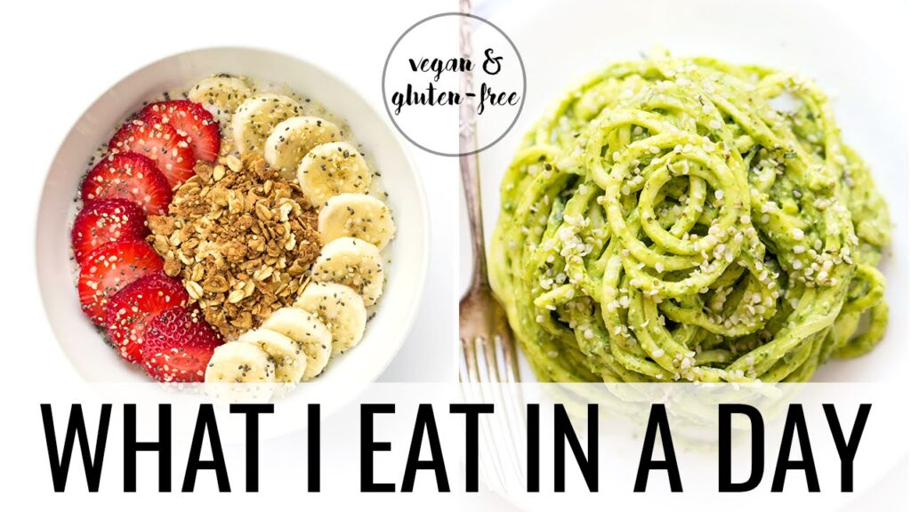 5. WHAT I EAT IN A DAY | Vegan + Gluten-Free