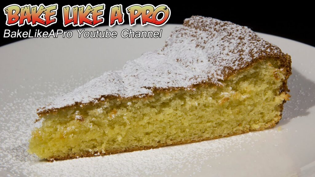 Gluten FREE Orange Almond Cake Recipe