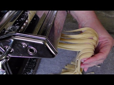 Gluten Free Pasta – 2 Ingredient Recipe