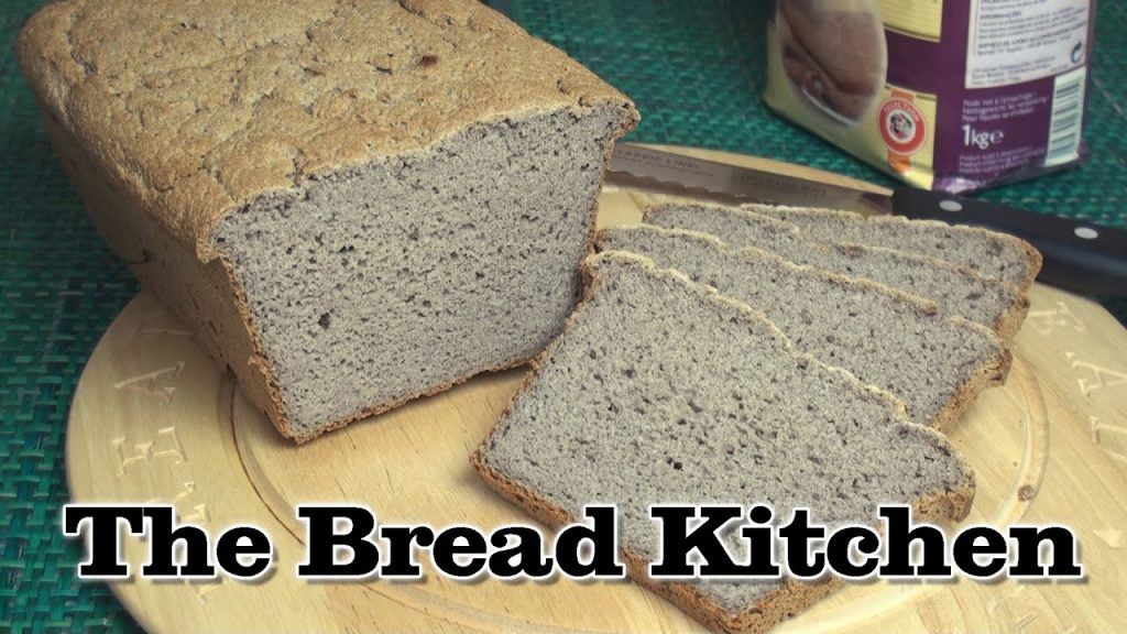 Gluten-free Buckwheat Loaf Recipe in The Bread Kitchen
