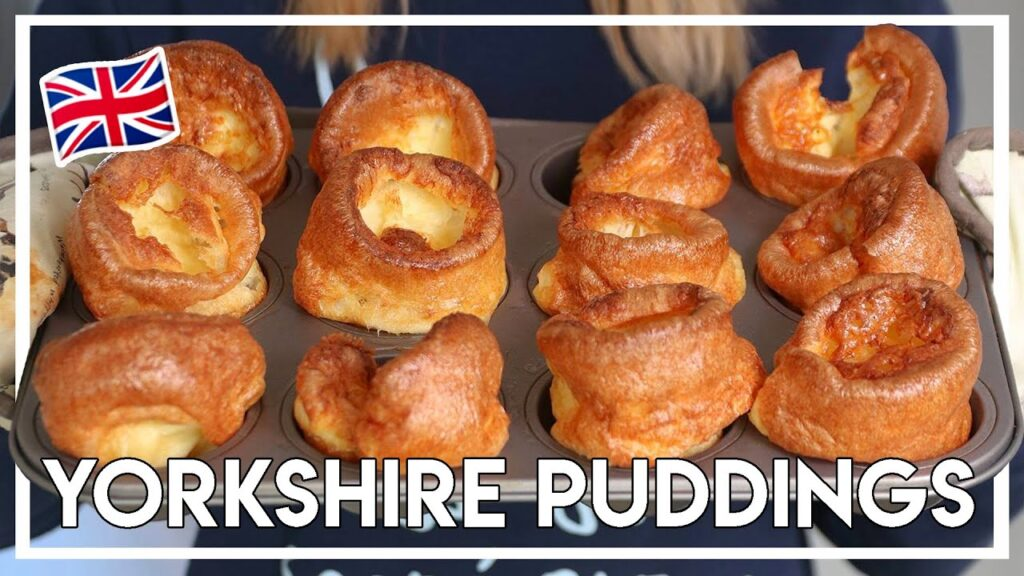 How to make Yorkshire Puddings | Gluten free recipes (low FODMAP)