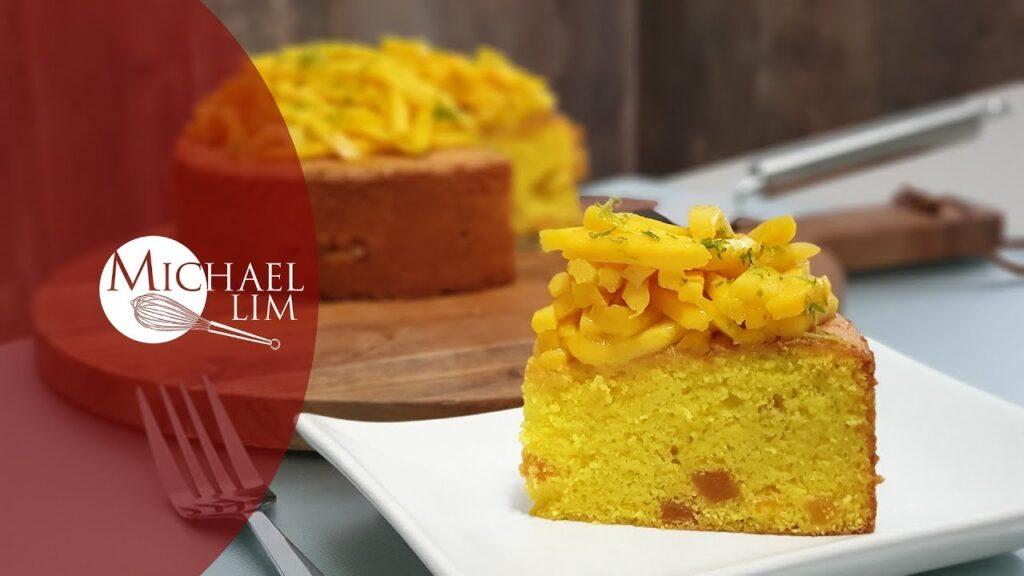 Mango Cake / Gluten Free Recipe
