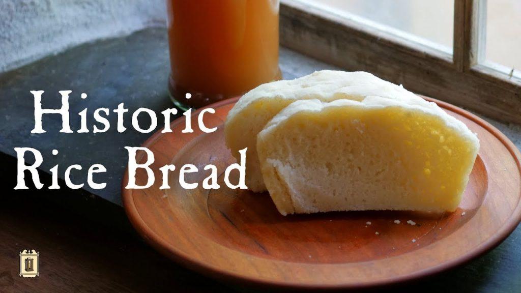 No Wheat? Rice Bread – Gluten Free Recipe