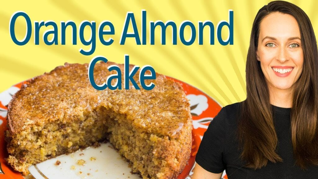Persian Orange Almond Cake – Gluten-free Recipe Demo – How to Make Persian Orange Almond Cake