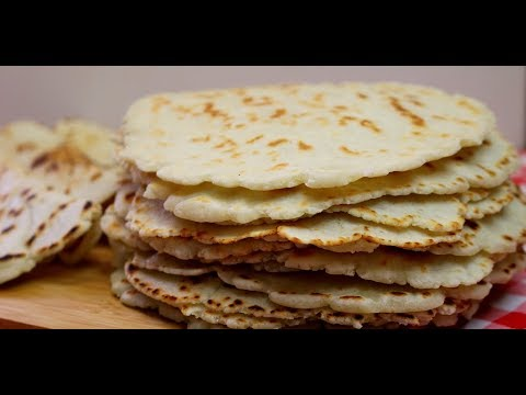 SIMPLE GLUTEN FREE FLAT BREAD!! NO YEAST FLATBREAD RECIPE!!