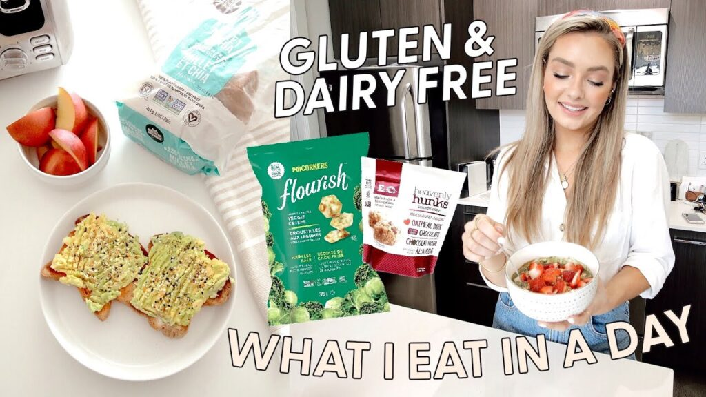WHAT I EAT IN A DAY: Dairy & Gluten Free Anti-Inflammatory Diet